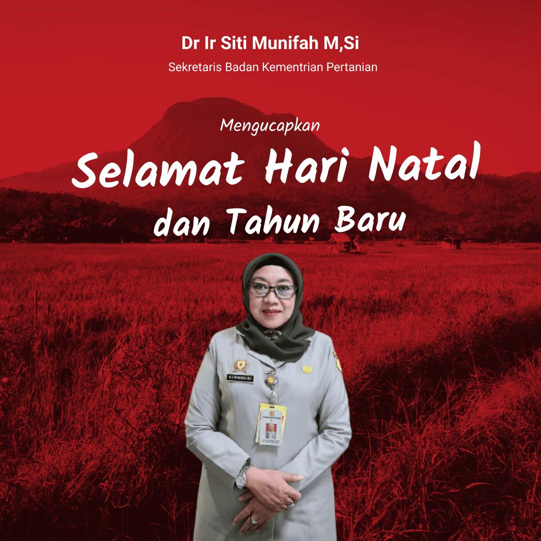 Dr Ir Siti Munifah