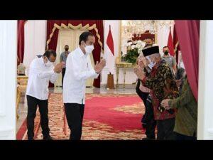 Pertemuan Presiden Jokowi-Amien Rais, Langkah Awal Rekonsiliasi