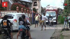 Akses Malang menuju Kediri kembali di Tutup, Jalan Ambles di Lebaksari