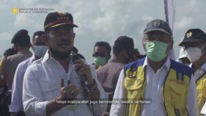 Sinergi Sukseskan Food Estate Dengan Jajaran Kabinet Indonesia Maju
